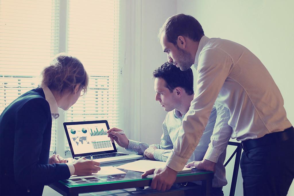 資金計画や事業計画を綿密に